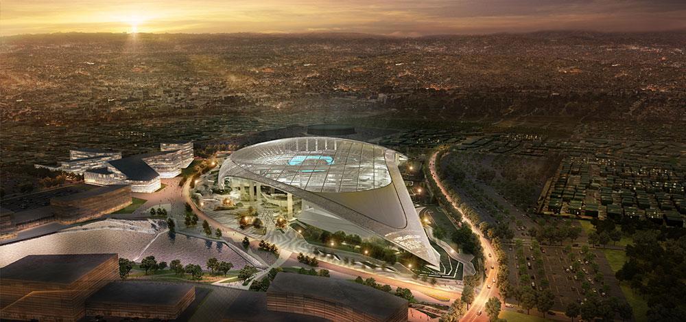 Los Angeles Stadium Entertainment District