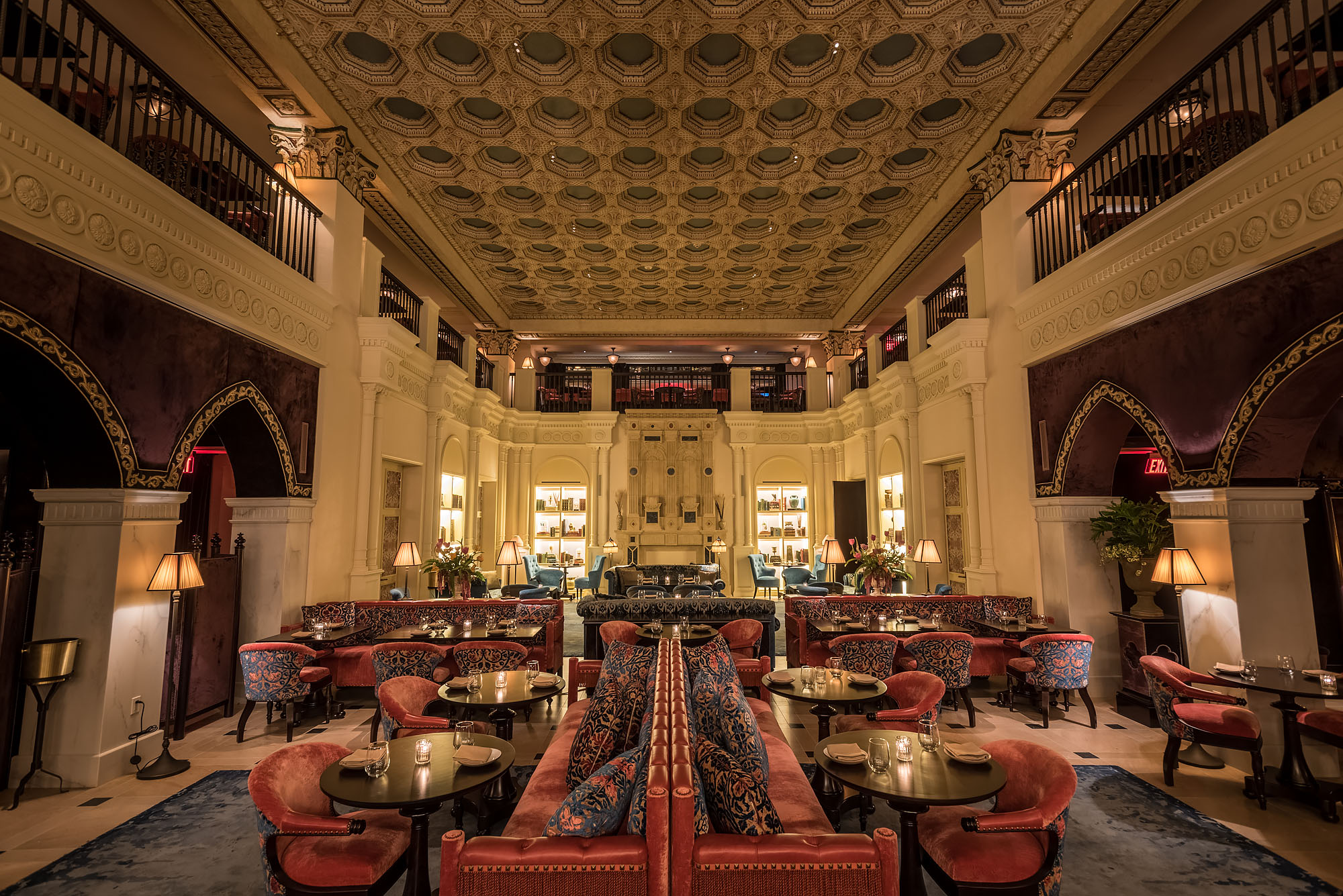 NoMad Hotel, Los Angeles