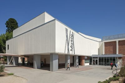 Los Angeles Community College – Clausen Hall