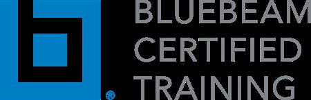 Bluebeam Certified Training Logo